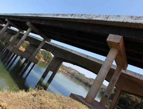 Ponte sobre o Rio Grande