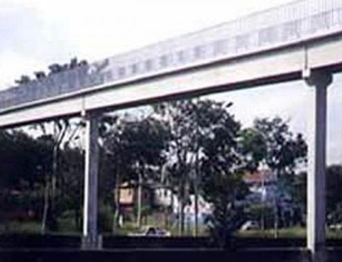 Passarela Estação Calafate