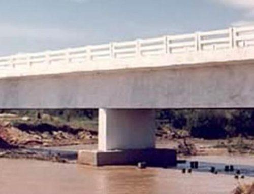 Ponte sobre o Rio Pirapetinga