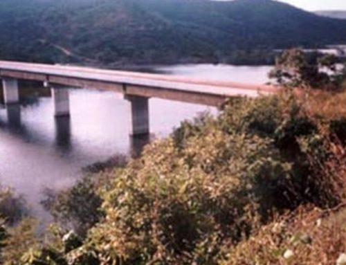Ponte sobre o Rio Ventania