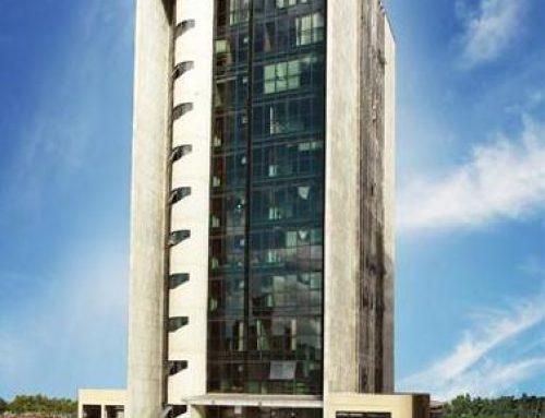 Construção do Tribunal de Alçada