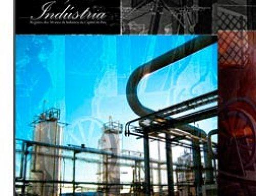 Livro destaca Collem entre indústrias