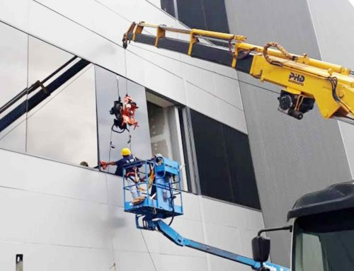 Execução das obras no Aeroporto de Confins
