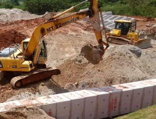 Obras AMG Mineração S.A.