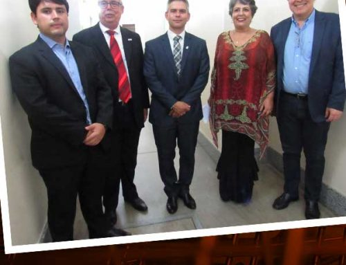 Danuza Mohallem Presidente do Seconci-MG e a entrega do 20º Prêmio de Segurança