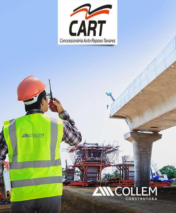 Collem iniciará obras de artes especiais em Presidente Epitácio e em Caiuá – SP raposo construction articles Construction Articles raposo