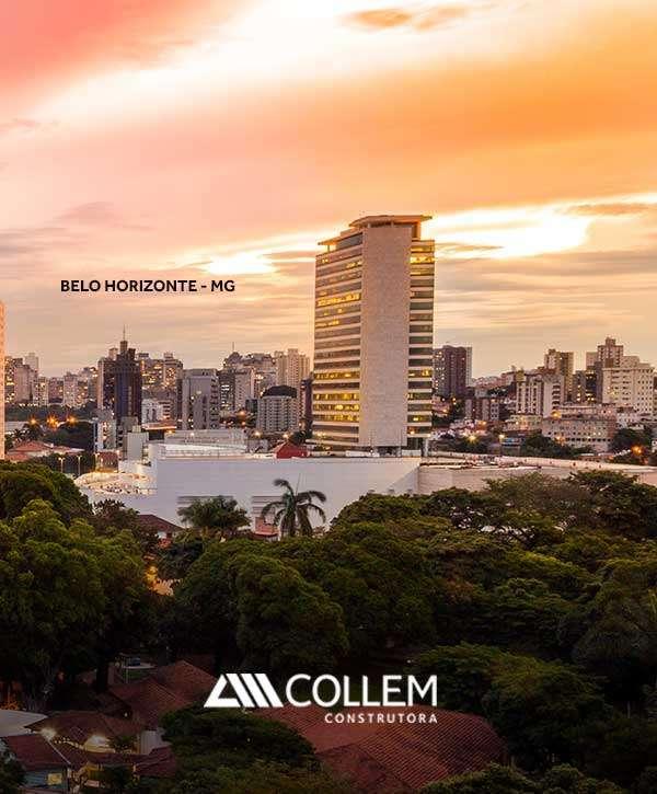 setor imobiliário Vendas de imóveis voltam a subir em BH. belo horizonte collem