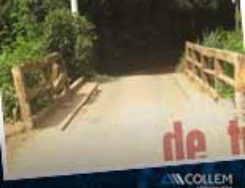 Prefeitura de Matozinhos assina ordem de serviço autorizando a Collem dar inicio as obras da nova ponte do Carabina
