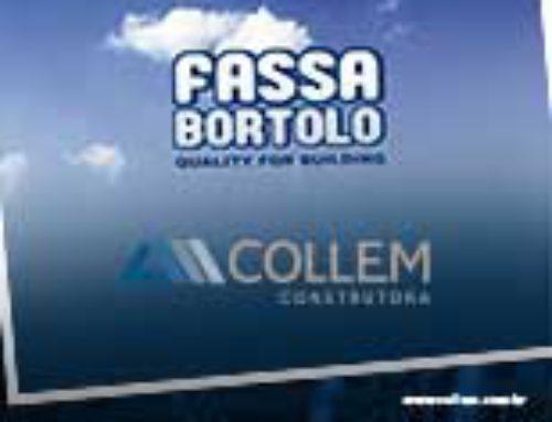 Collem deseja boas-vindas à Fassa Bortolo