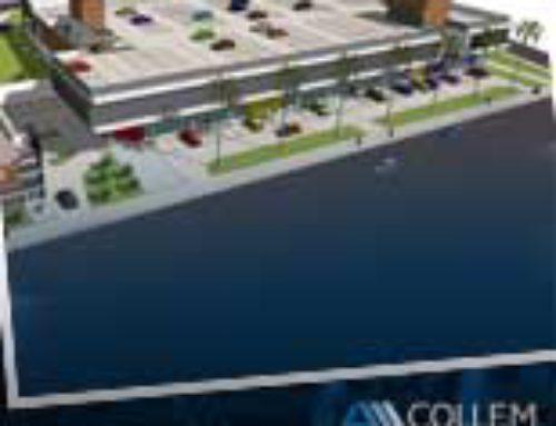 Collem participa da construção de Shopping Center