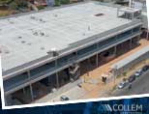Acompanhe a evolução da obra do Shopping no Bairro Castelo, em Belo Horizonte.