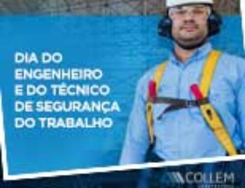 Collem – Dia do Engenheiro e Técnico em Segurança do Trabalho