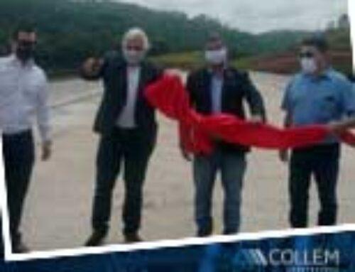 Collem – Scof inaugura viaduto que diminuirá trânsito pesado em Gagé